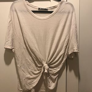 T by Alexander Wang T-shirt Destroyed